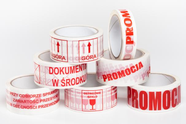 Klebeband mit Aufdruck STANDARD - Starkband - klebeband and packband